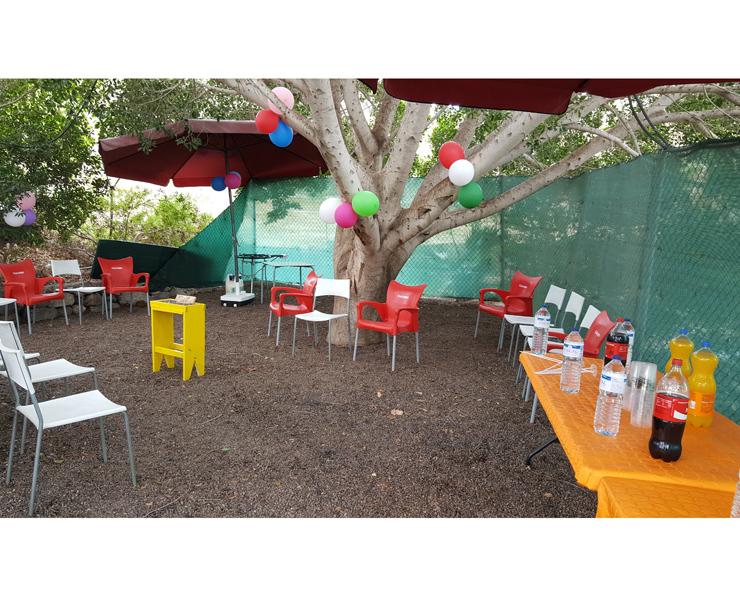 Celebración De fiestas en nuestro Guachinche