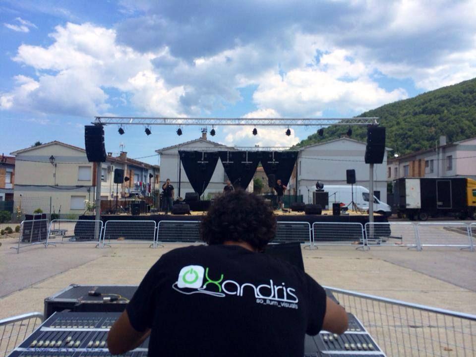 Alquiler equipos de sonido La Cerdanya