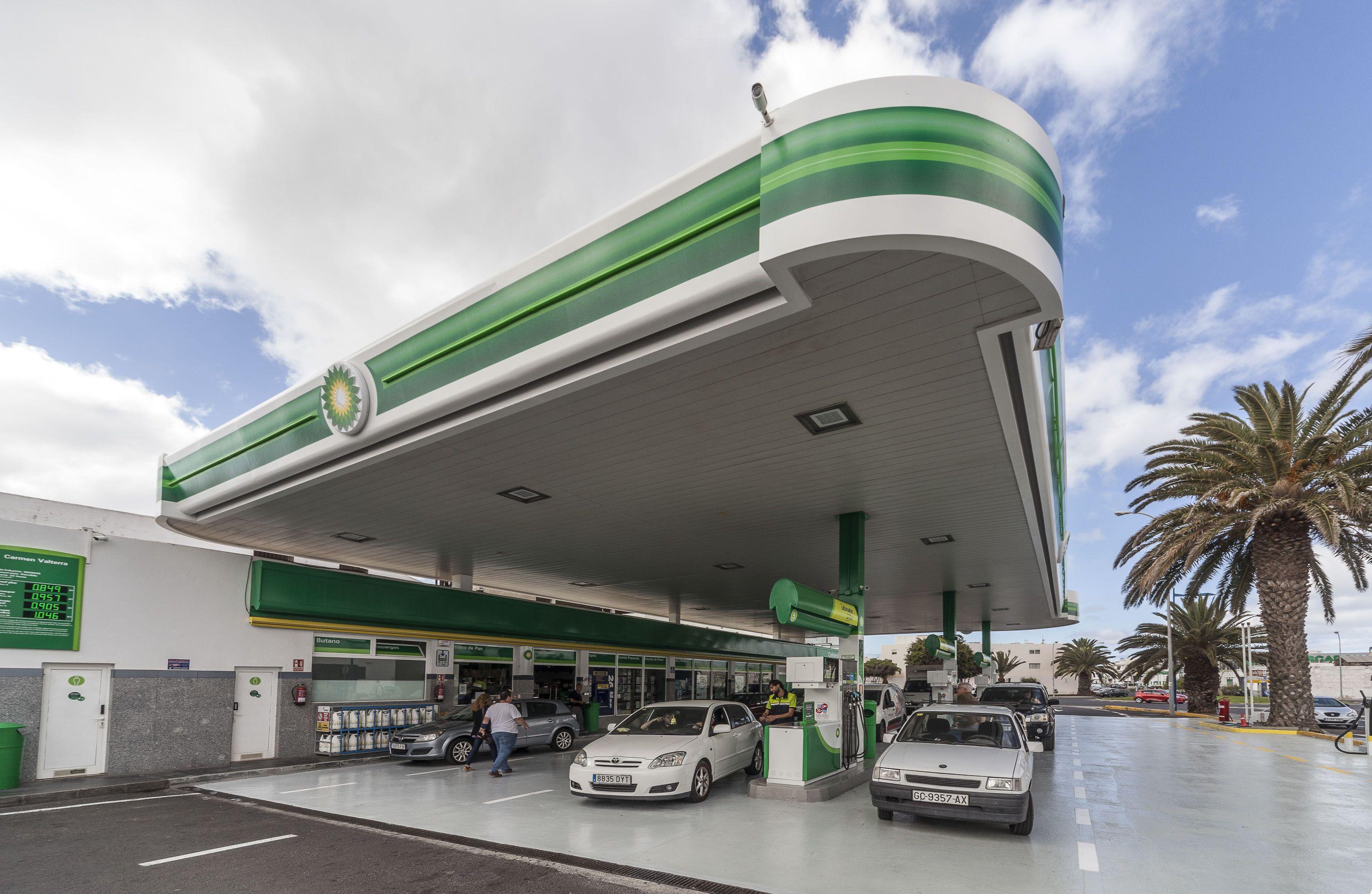 Gasolinera 24 horas Arrecife