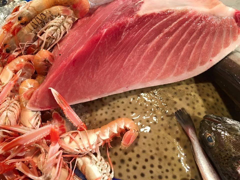 Proveedores de pescados y mariscos en Mataró