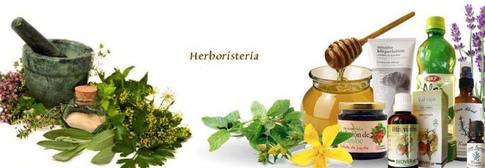 Herboristería y productos naturales en Madrid
