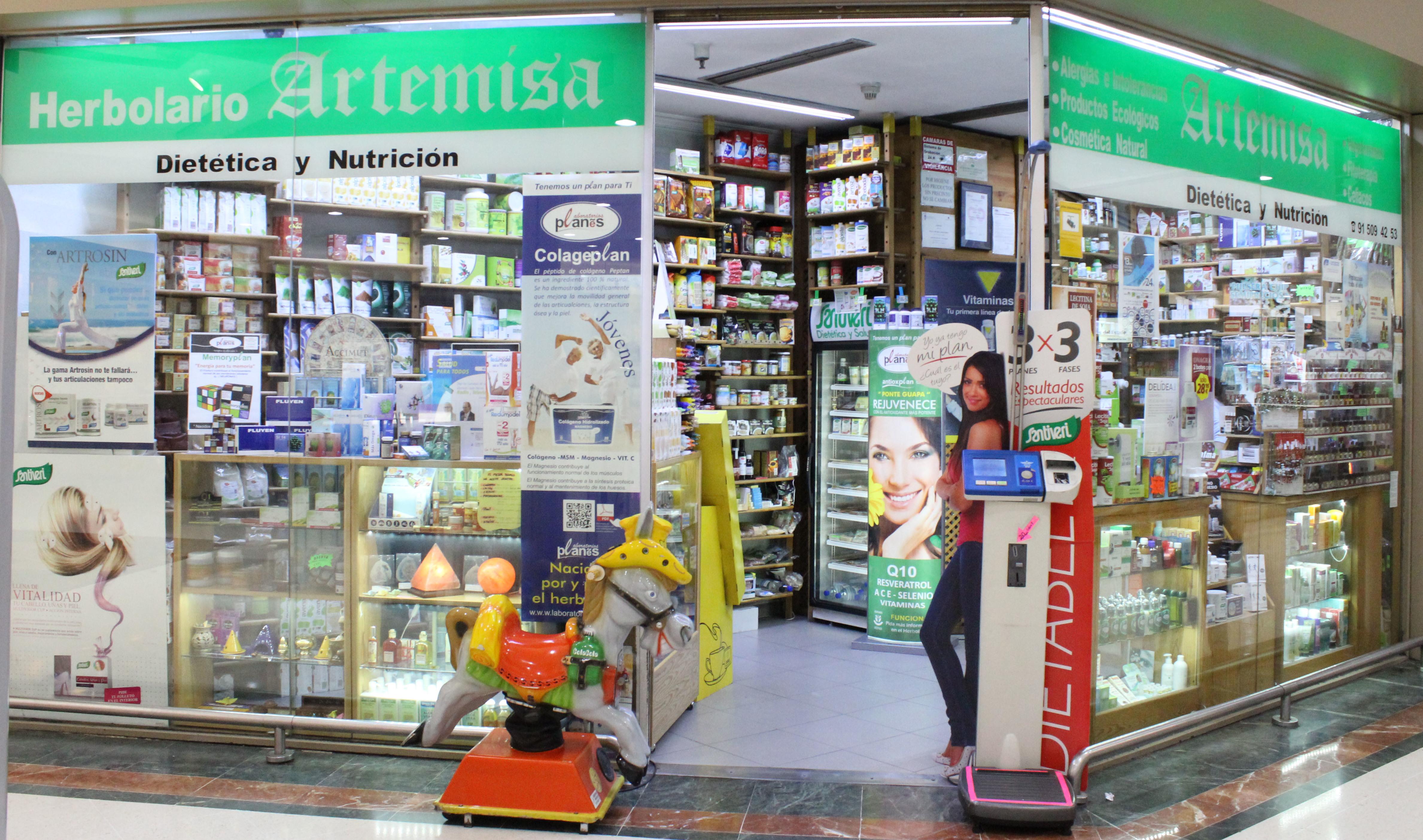 Foto 9 de Herbolarios y dietética en  | ARTEMISA