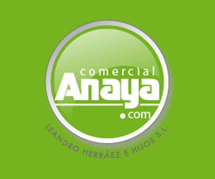 Accesorios de acero inoxidable: Productos de Comercial Anaya
