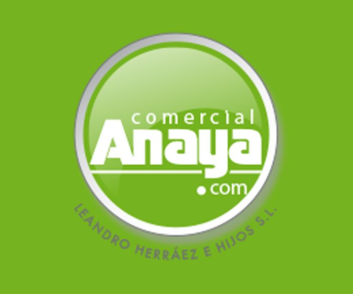 Arcobañ: Productos de Comercial Anaya