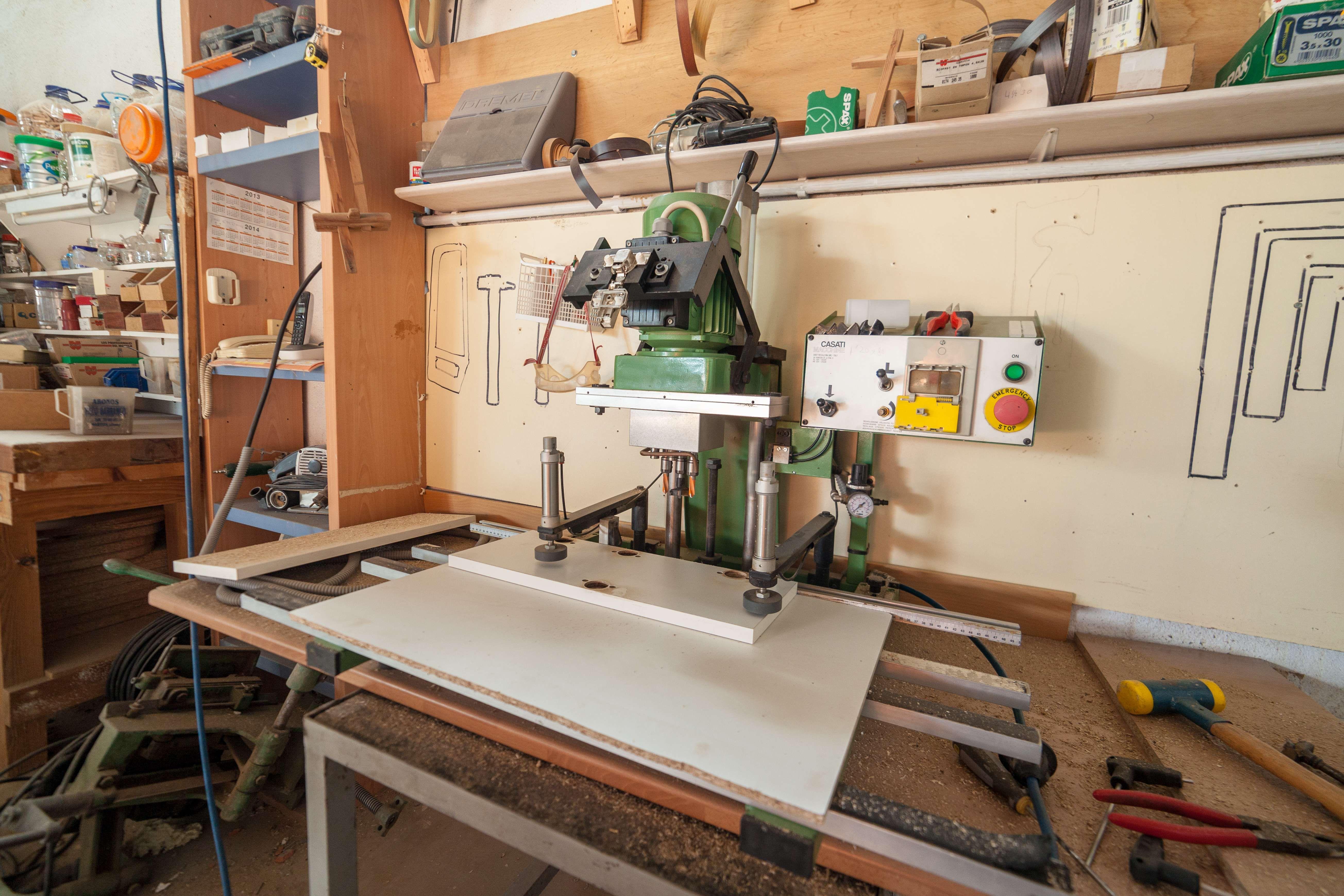 Carpintería especializa en muebles a medida en Almería