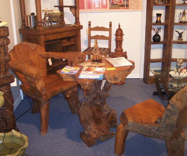 Muebles rústicos en Almería