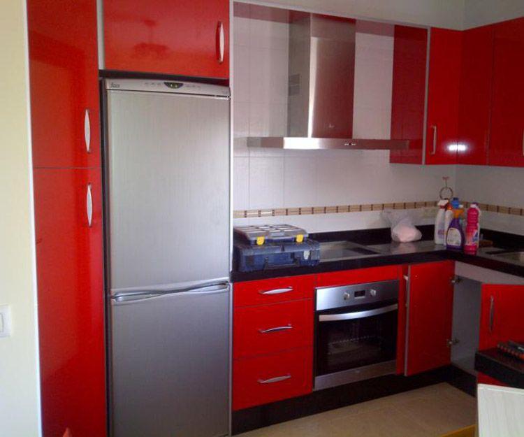 Muebles de cocina a medida en Almería