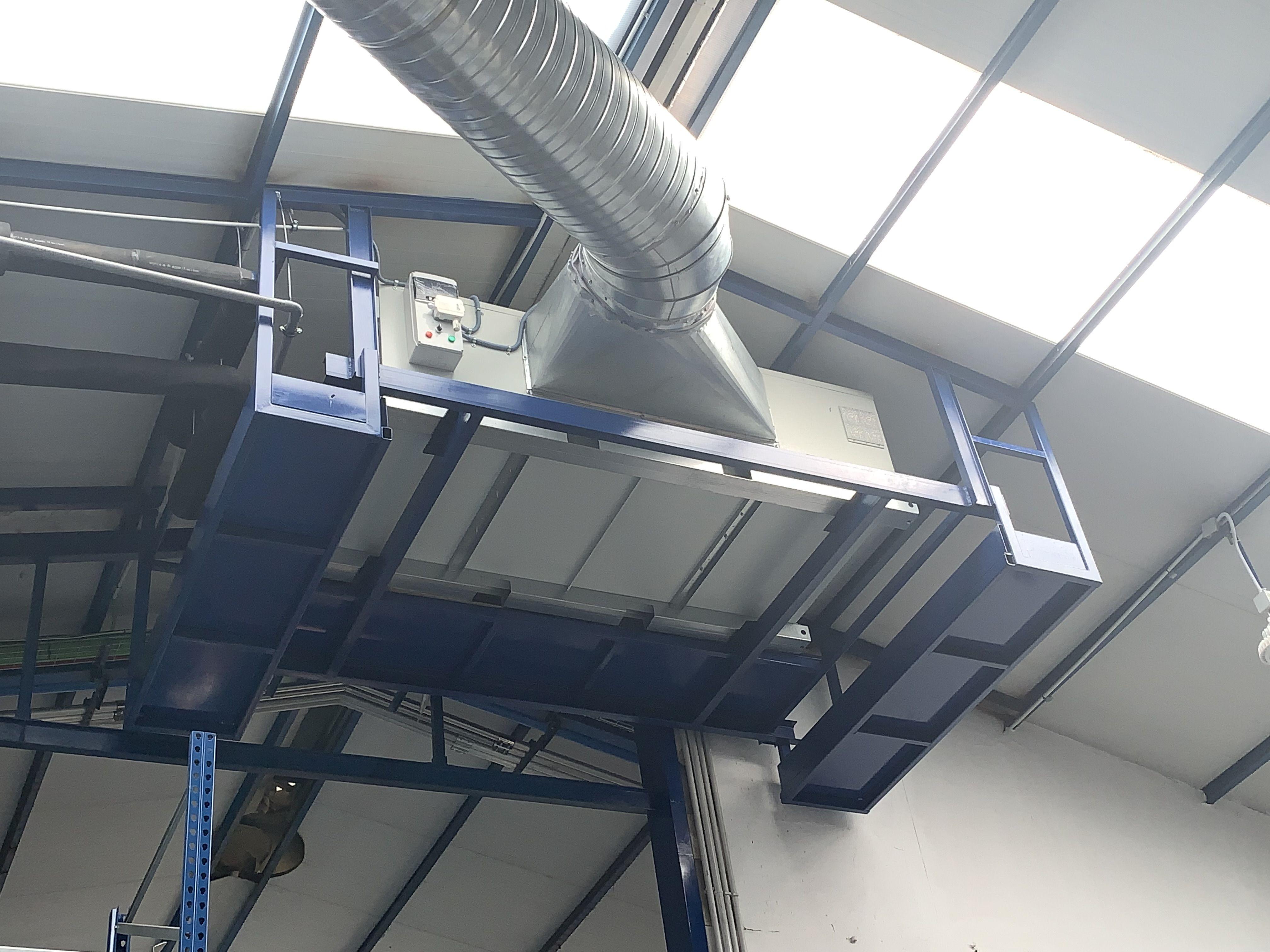 Foto 38 de Carpintería metálica y especialistas en acero inoxidable en  | Cerrajería Inox Las Salinas