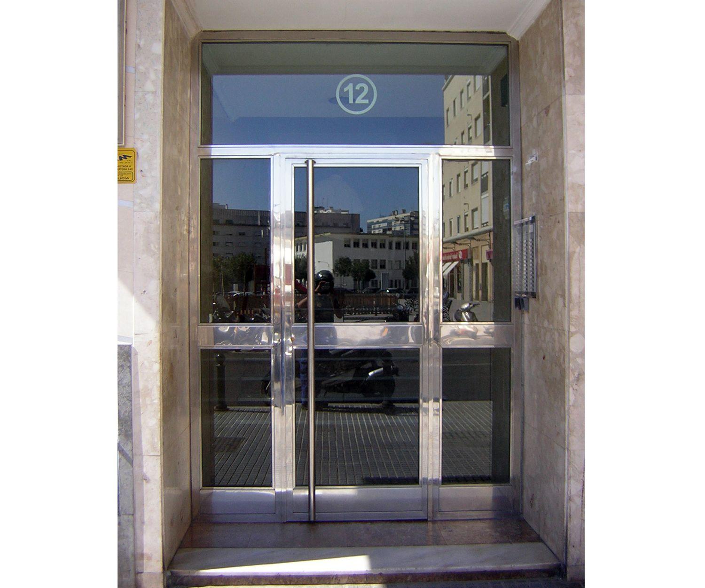Cerrajería en acero inoxidable en Cádiz