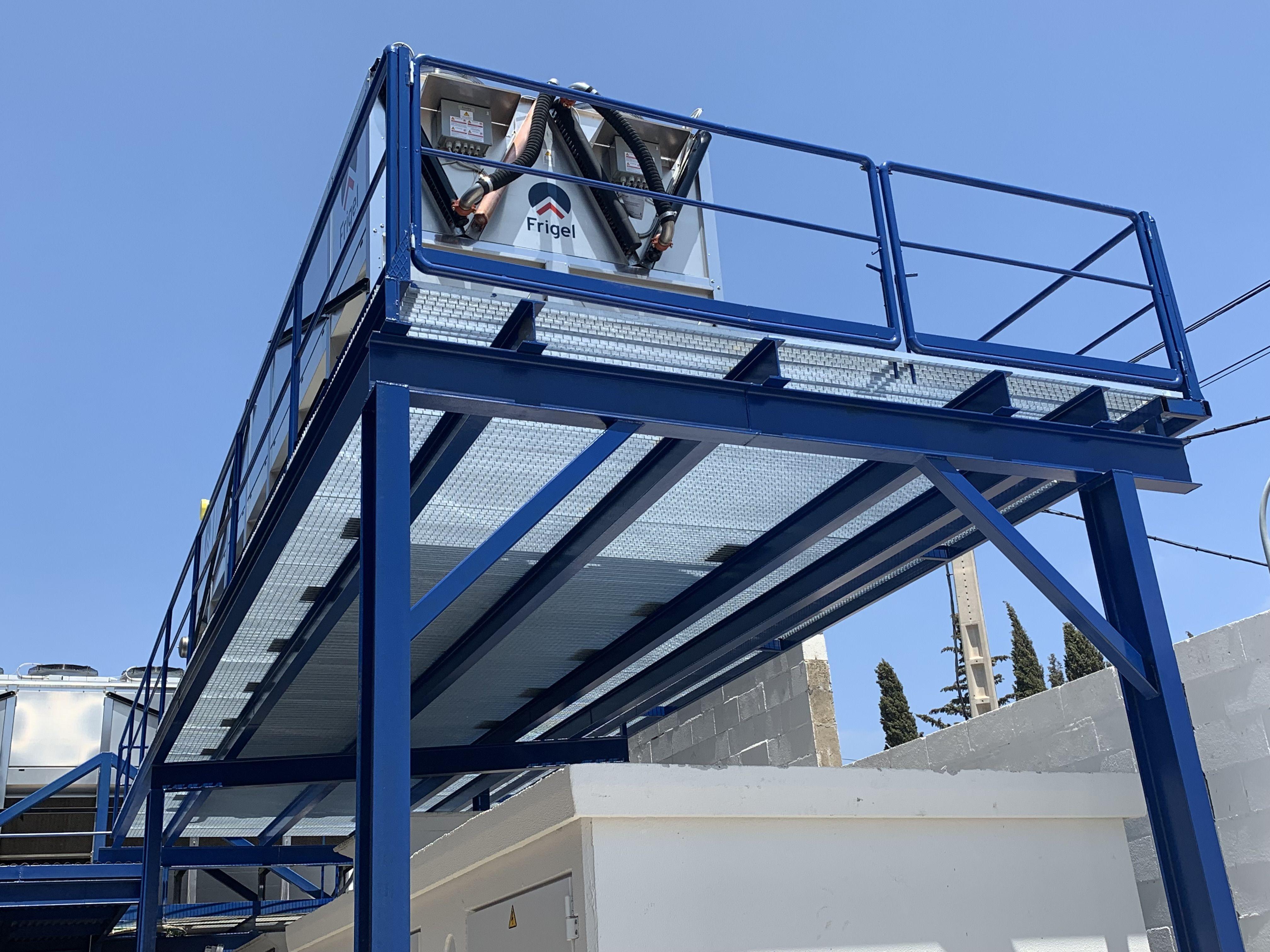 Foto 17 de Carpintería metálica y especialistas en acero inoxidable en  | Cerrajería Inox Las Salinas