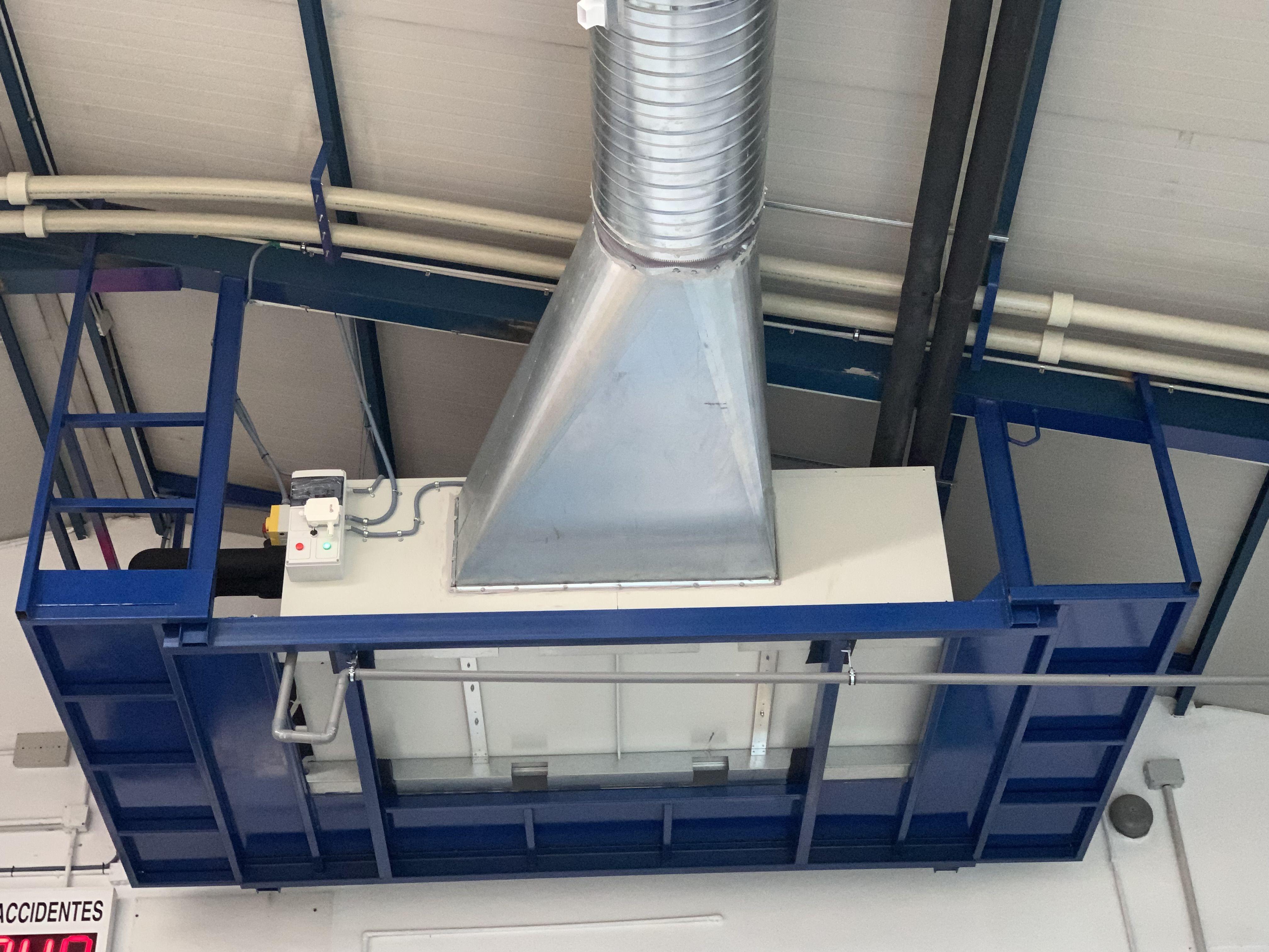 Foto 36 de Carpintería metálica y especialistas en acero inoxidable en  | Cerrajería Inox Las Salinas