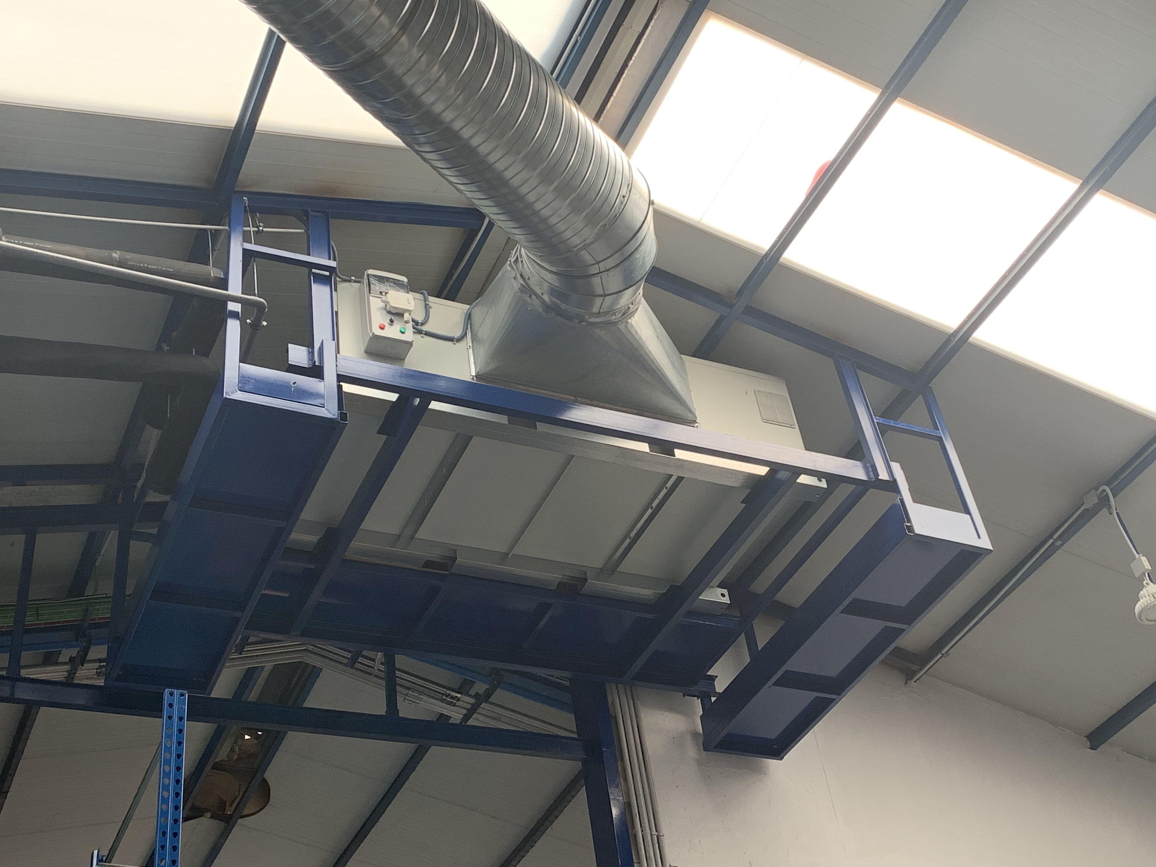 Foto 37 de Carpintería metálica y especialistas en acero inoxidable en  | Cerrajería Inox Las Salinas