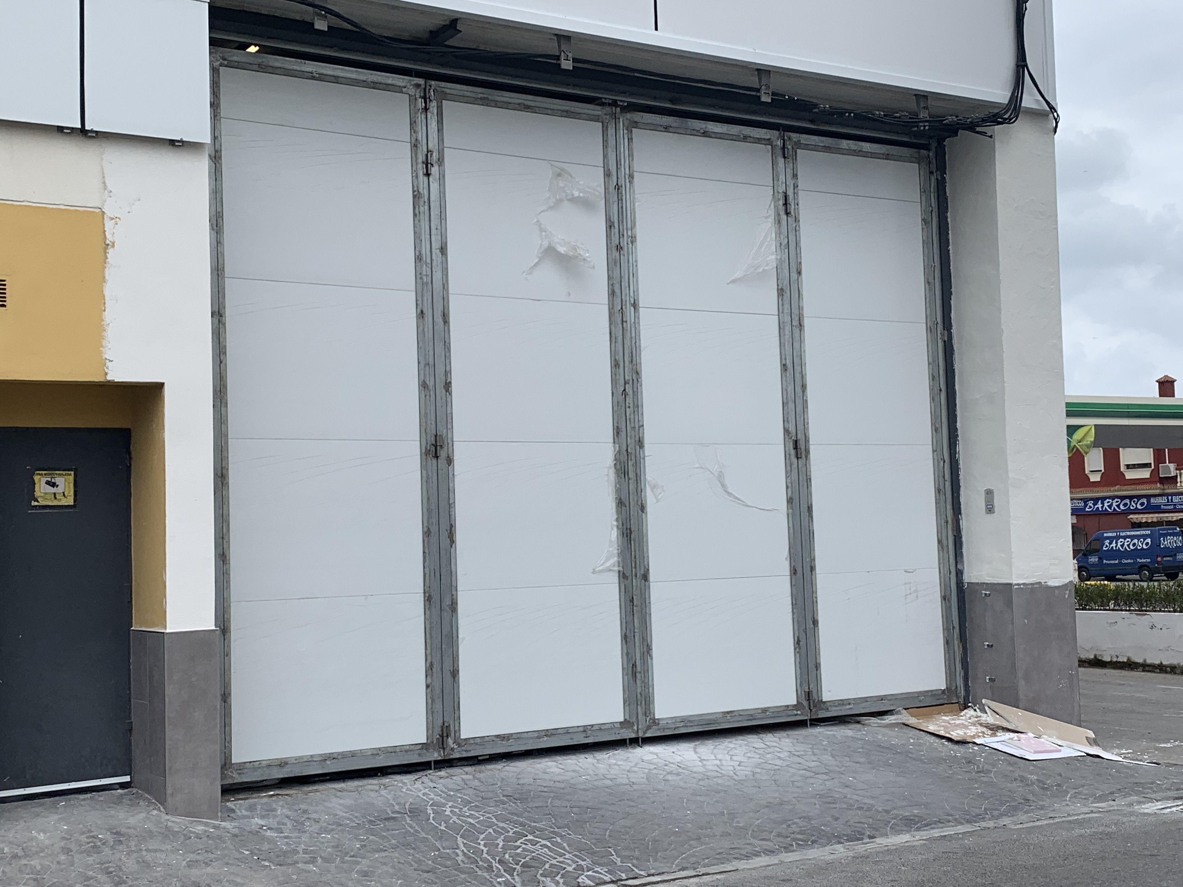 Foto 7 de Carpintería metálica y especialistas en acero inoxidable en  | Cerrajería Inox Las Salinas