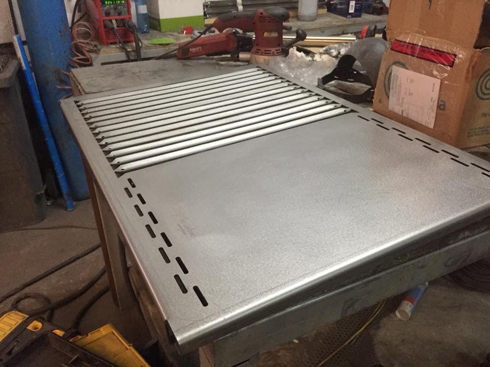 Foto 86 de Carpintería metálica y especialistas en acero inoxidable en  | Cerrajería Inox Las Salinas
