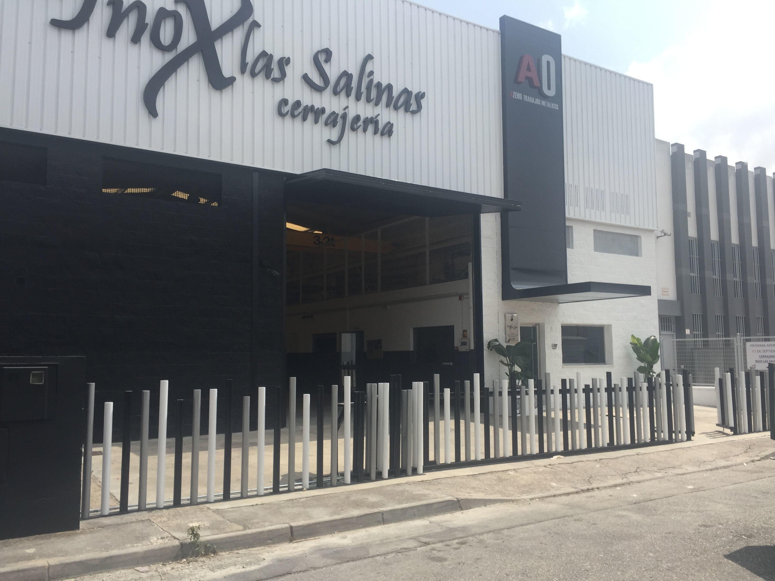Foto 53 de Carpintería metálica y especialistas en acero inoxidable en  | Cerrajería Inox Las Salinas