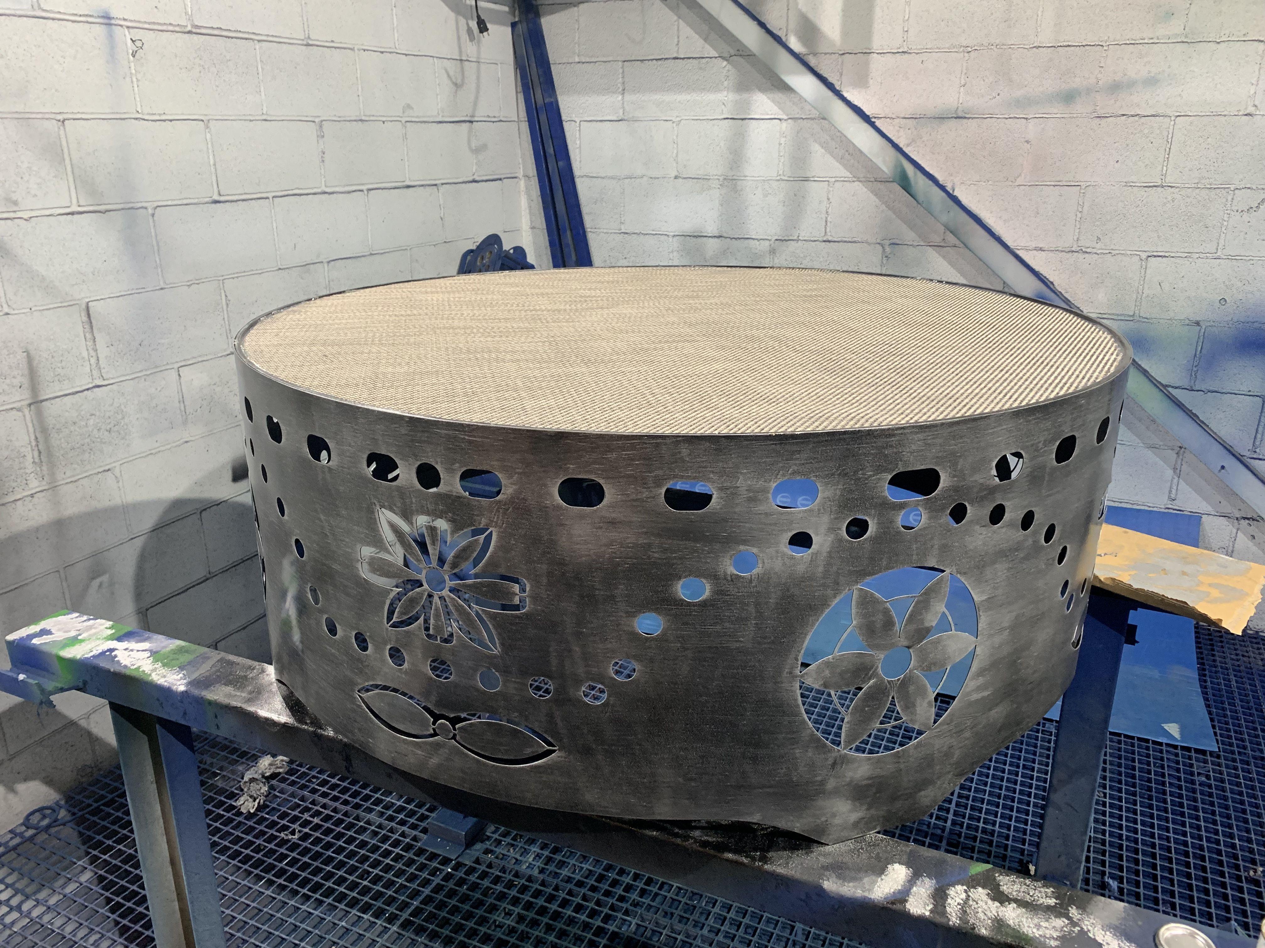 Foto 9 de Carpintería metálica y especialistas en acero inoxidable en  | Cerrajería Inox Las Salinas