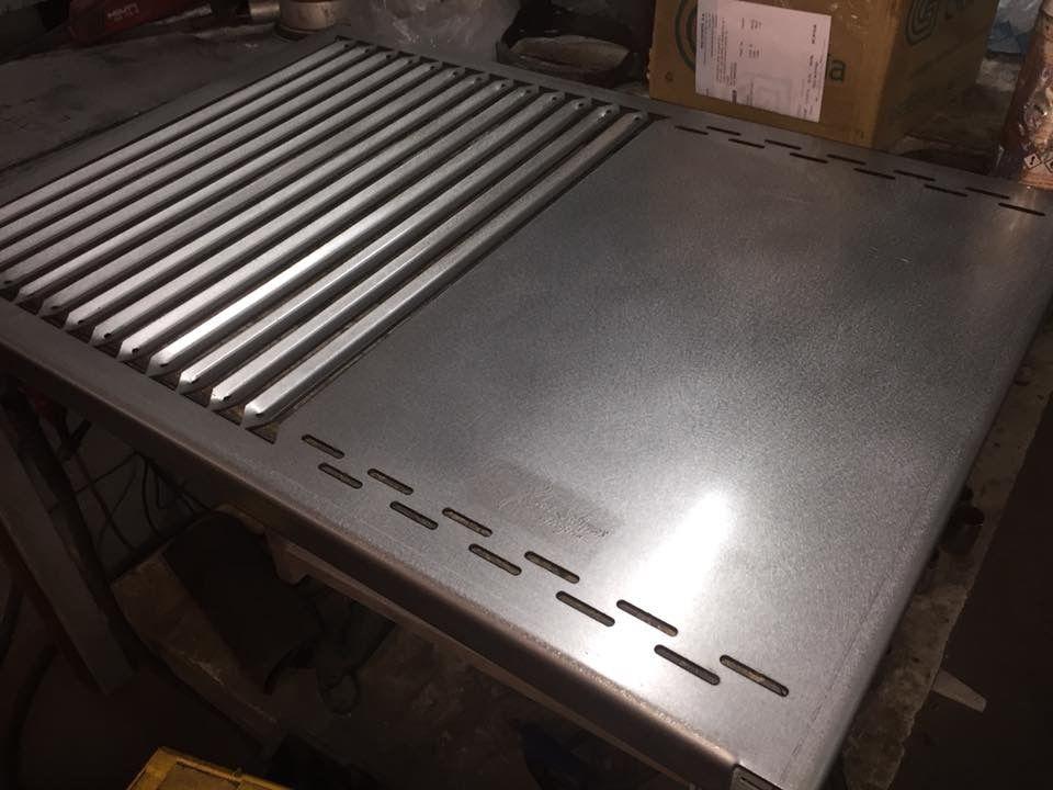 Foto 39 de Carpintería metálica y especialistas en acero inoxidable en  | Cerrajería Inox Las Salinas