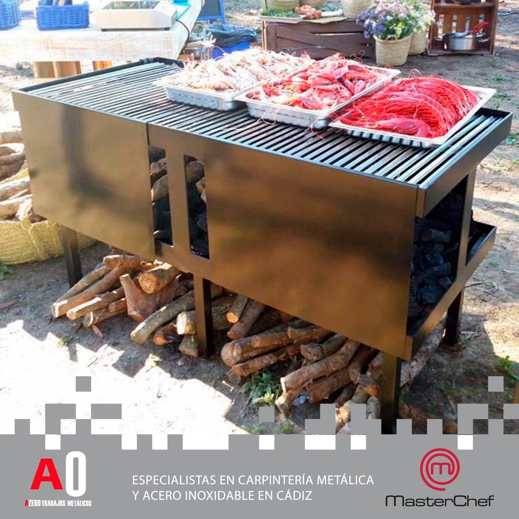 Foto 13 de Carpintería metálica y especialistas en acero inoxidable en  | Cerrajería Inox Las Salinas