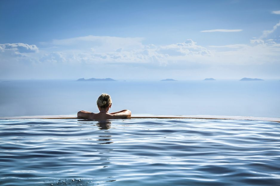 Construcción de piscinas de lujo en Fuerteventura