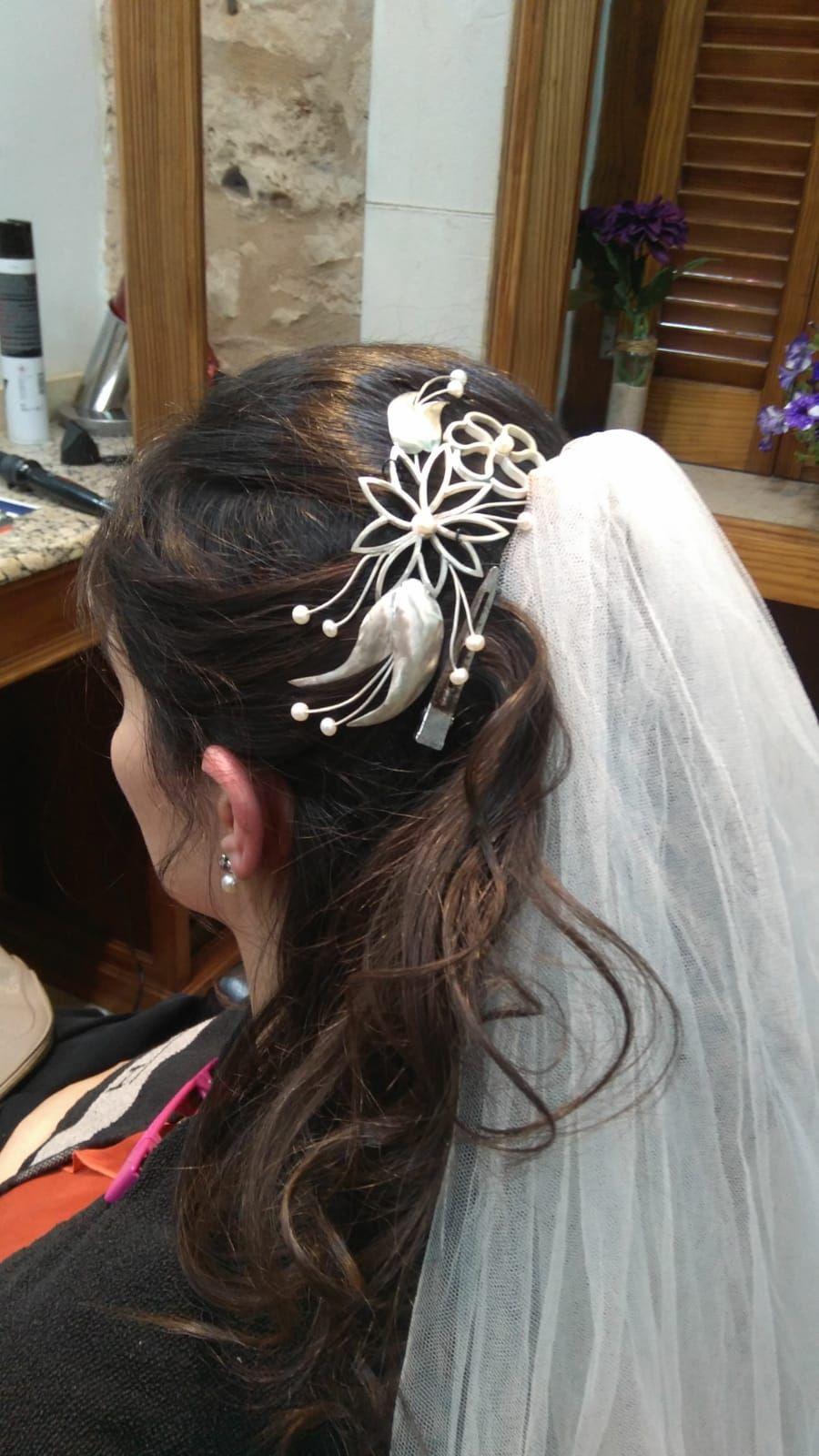 Recogidos de novia Mallorca