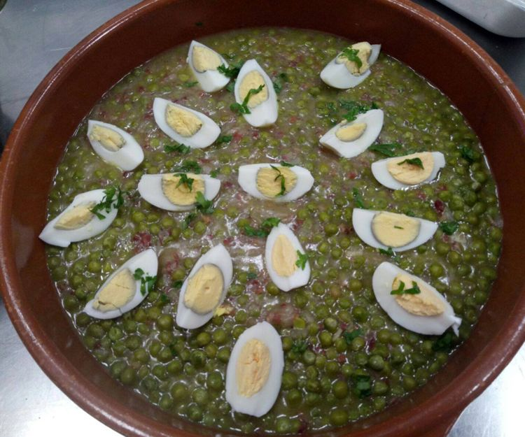 Platos de comidas caseras para llevar en Málaga