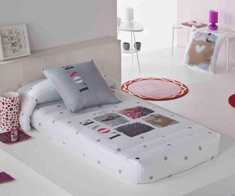 Ropa ajustable de cama en Madrid