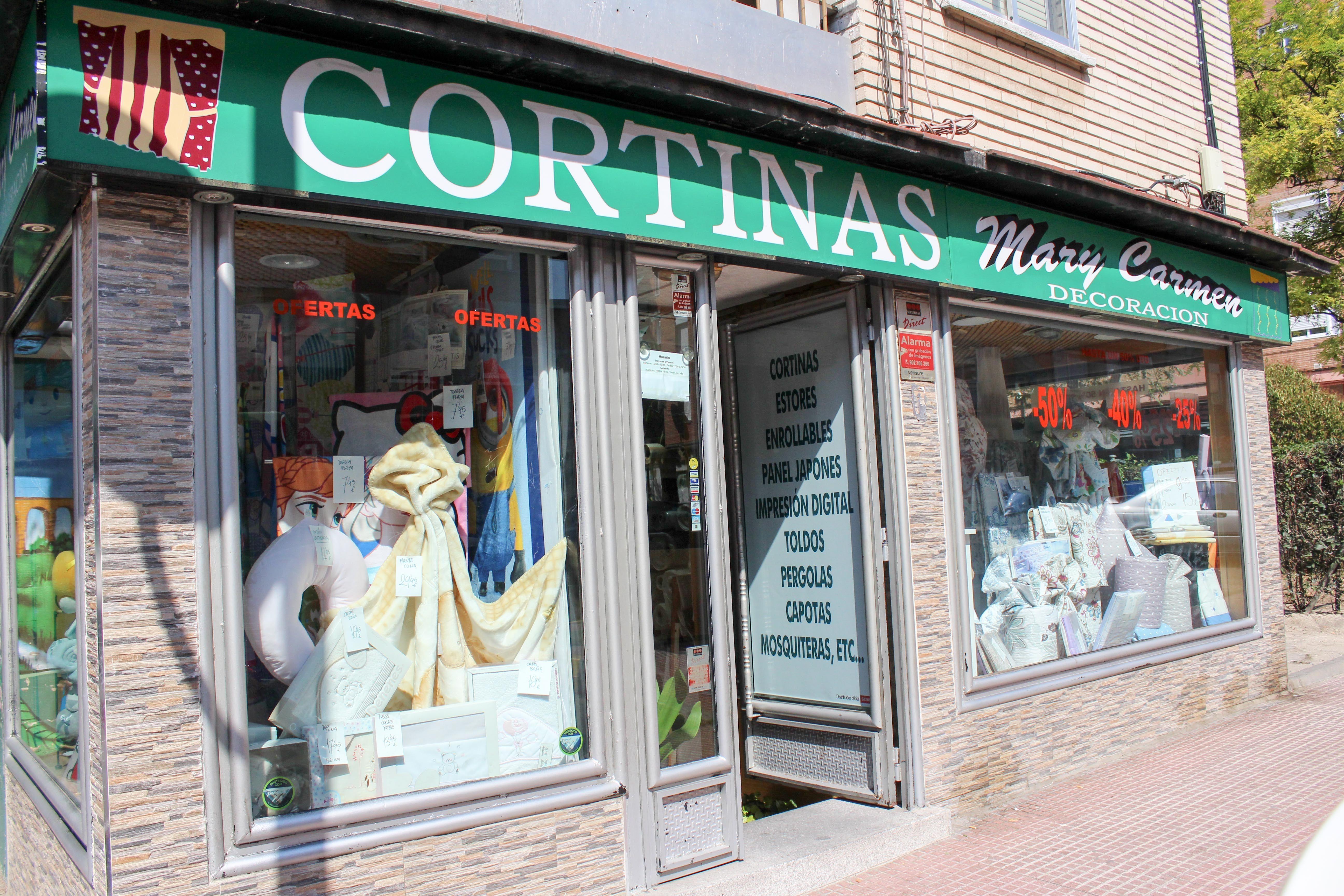 Foto 4 de Cortinas en Móstoles | Mary Carmen Durán