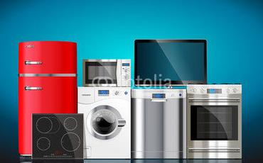 Electrodomésticos. Imagen cedida por Fotolia