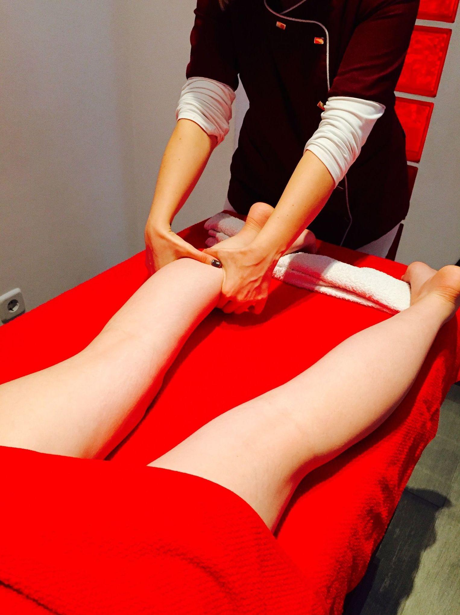 Masaje drenaje linfático: Tratamientos de belleza de Yani's Centro de Estética