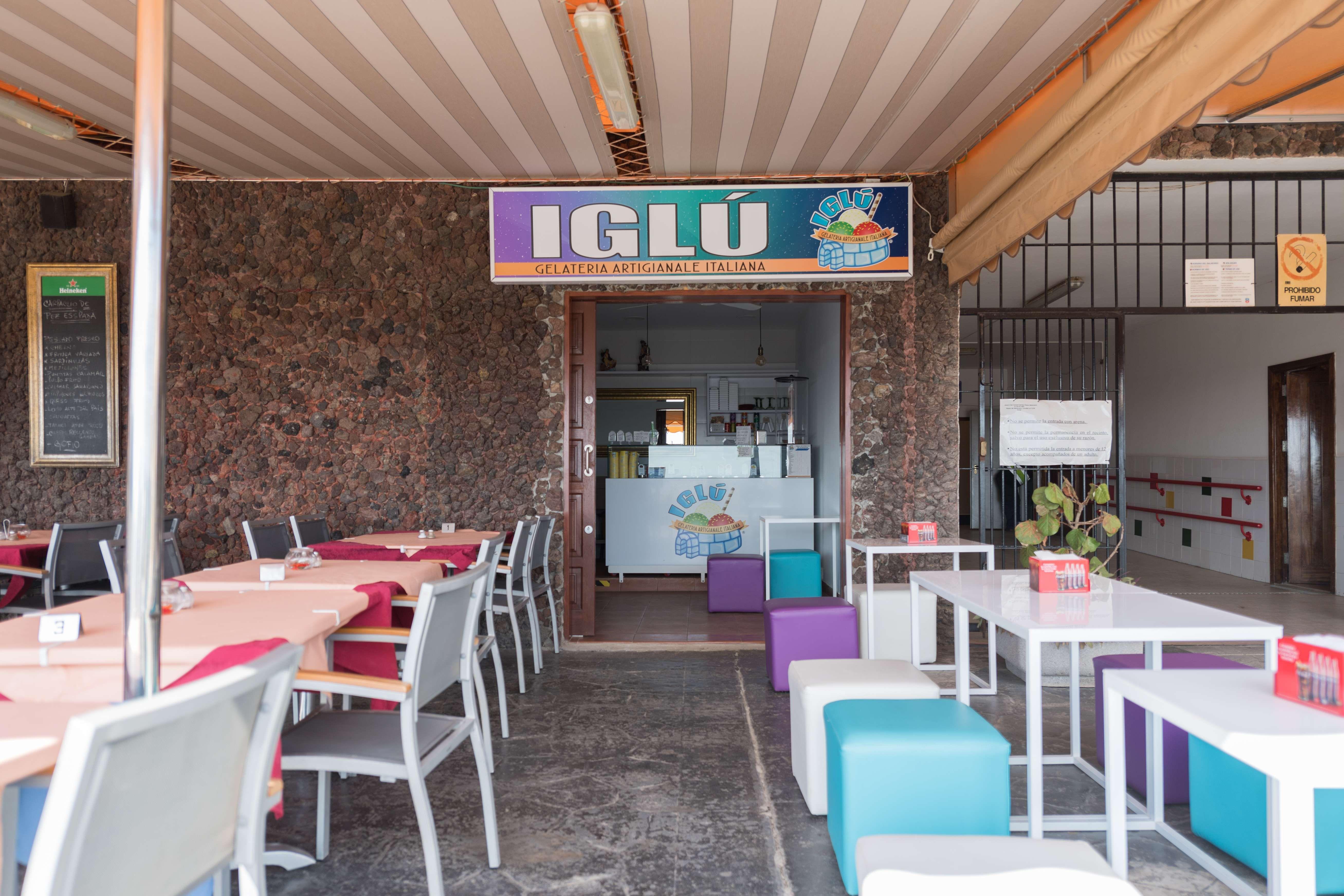 Heladería artesanal e italiana en Telde