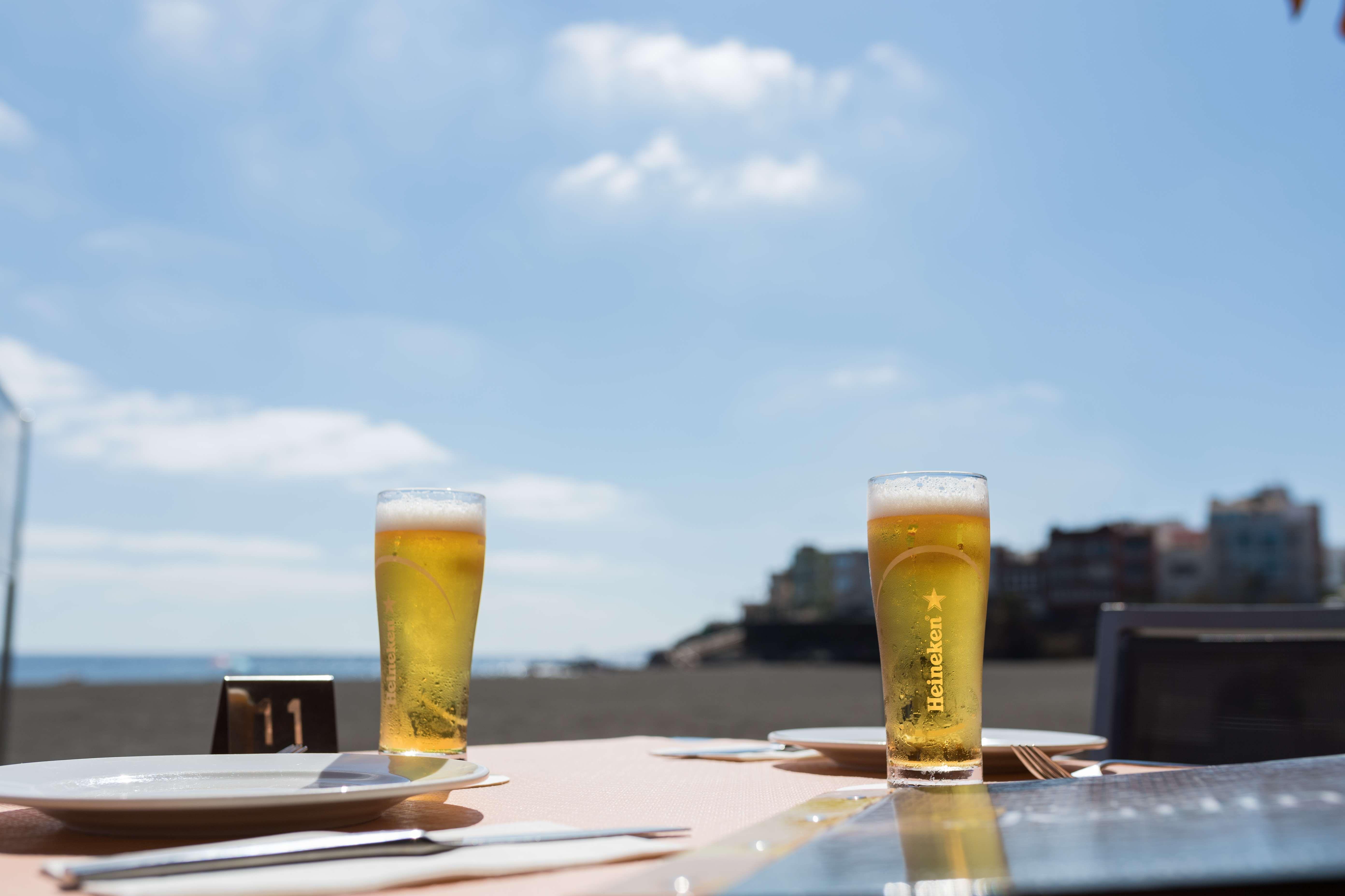 Restaurante italiano en la playa en Telde