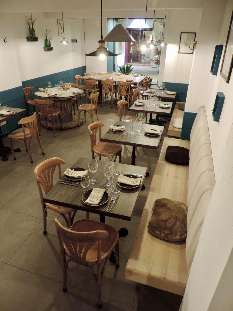 Cenas de empresa enEixample Barcelona