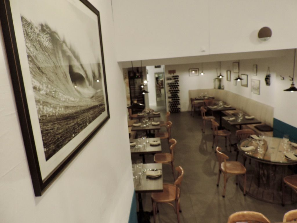 Restaurante francésSarria Sant Gervasi Barcelona