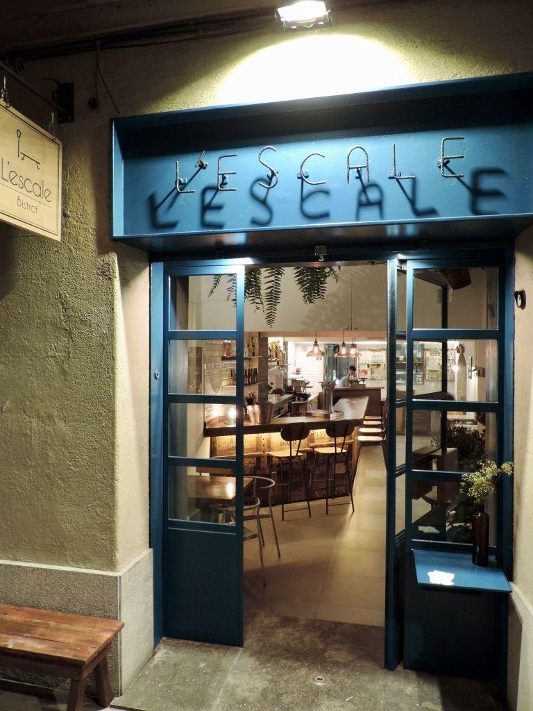 Restaurante francés enPedralbes Barcelona
