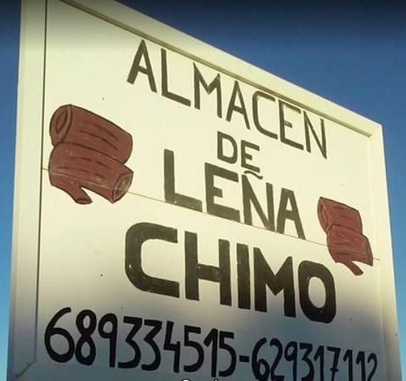 Almacén de venta de leña en Alicante