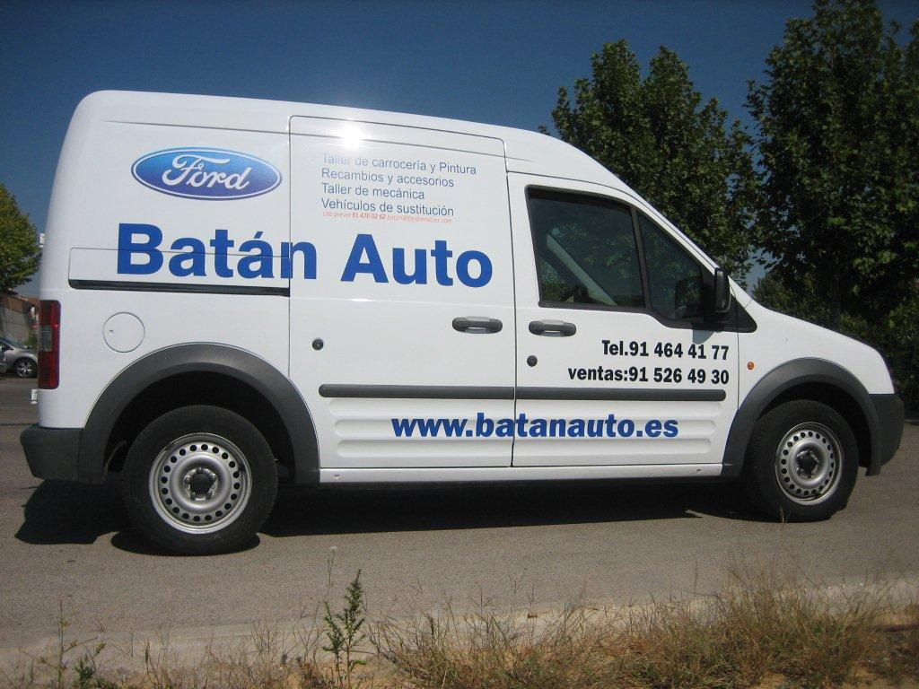 Batán Auto, Latina, Madrid