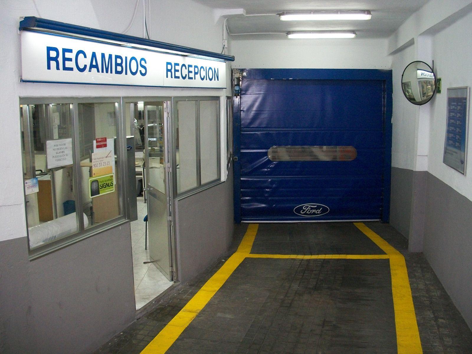 Promociones posventa: Servicios de Ford Batán Auto