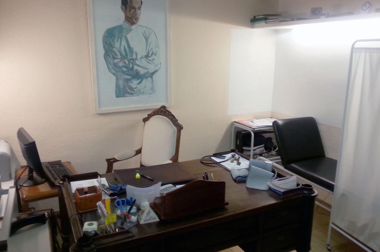 Vázquez Parras, cenro de reconocimienros médicos en Albacete