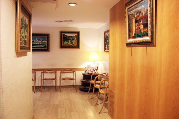Sala de espera en Sant Feliu de Llobregat
