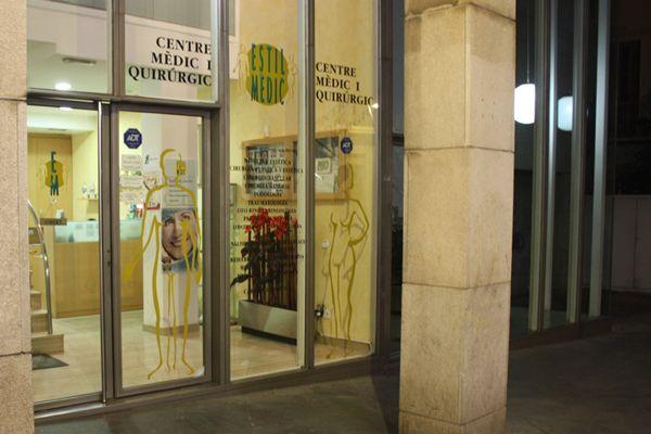 Centro médico en Sant Feliu de Llobregat