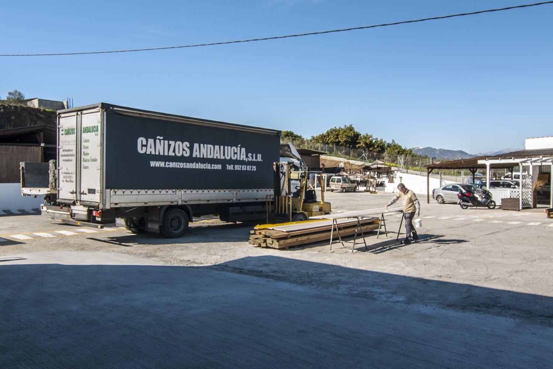Comercialización de maderas tratadas en Cádiz