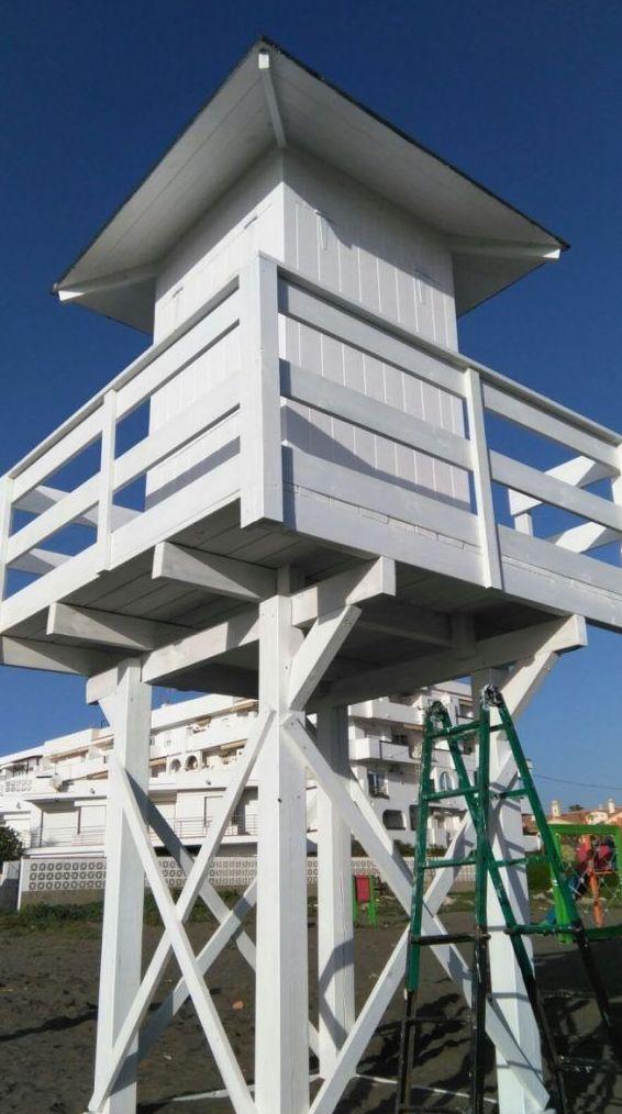 Torreta de playa