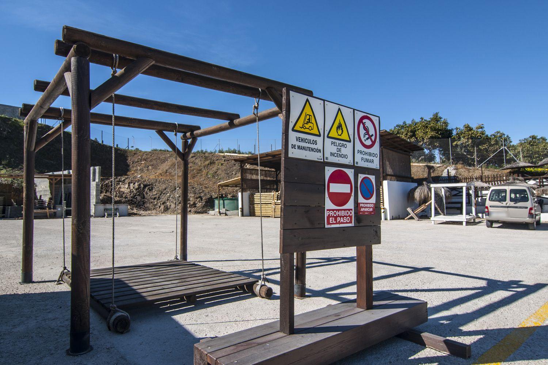 Venta de madera tratada en Málaga