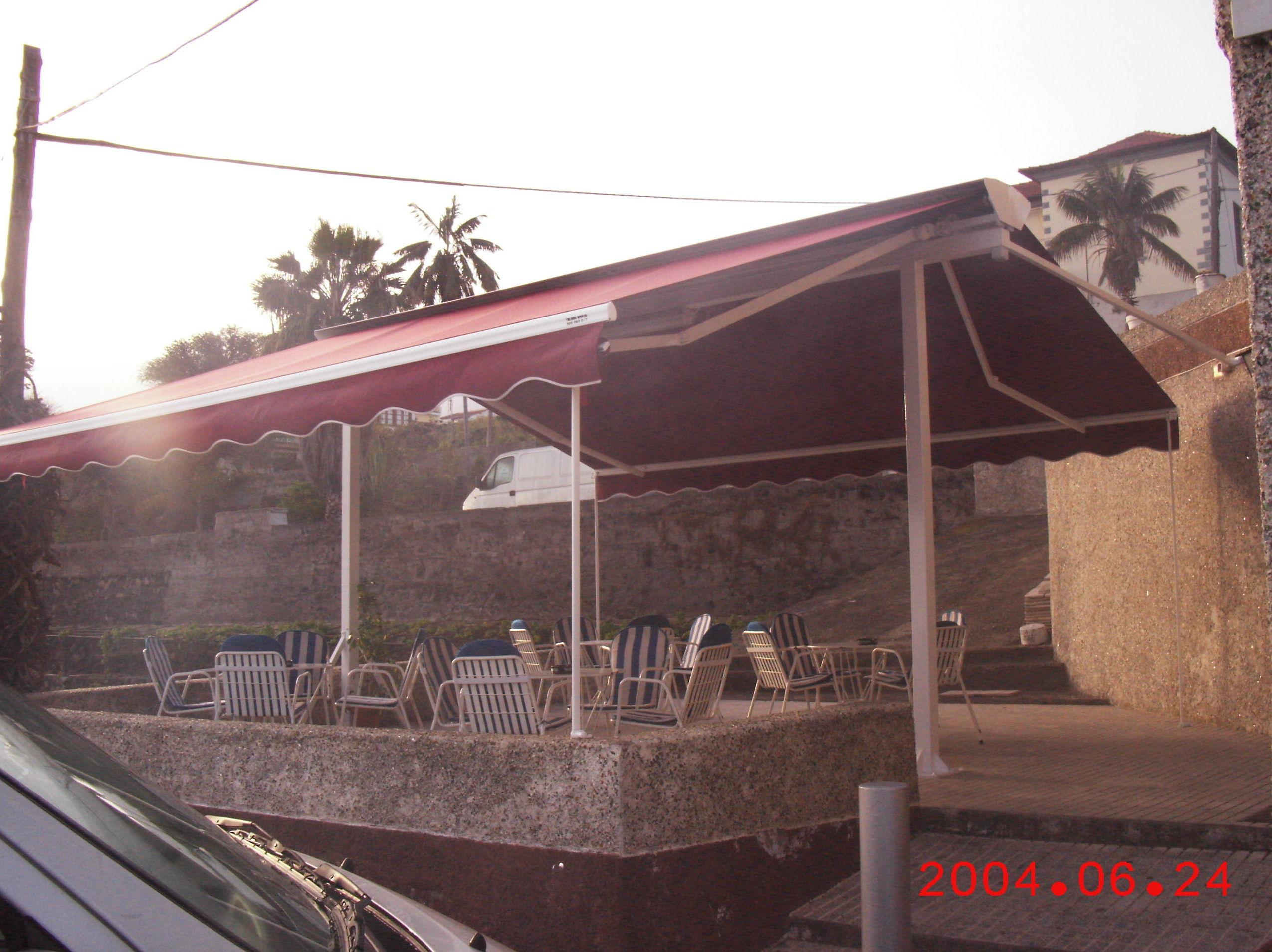 Foto 6 de Toldos y pérgolas en Los Realejos | Toldos Bravo