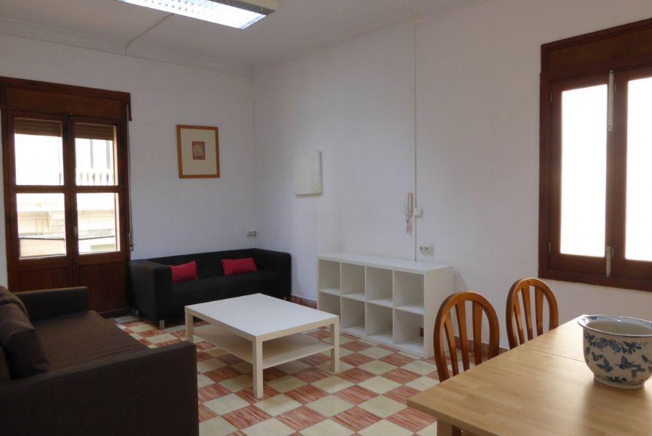 Alquiler apartamento 1 habitación, reformado en la calle San Miguel.