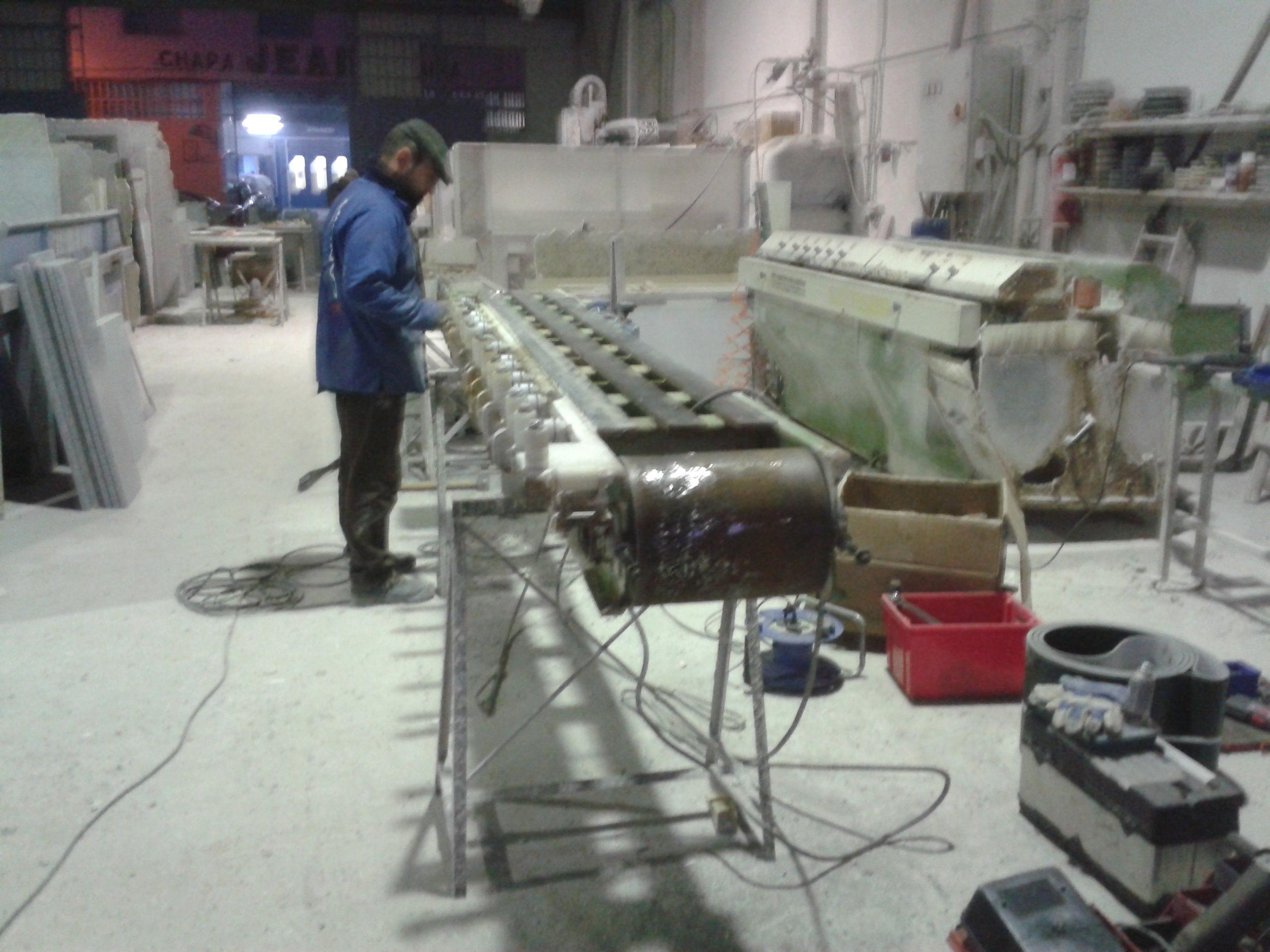 Pulecantos Marmo Meccanique