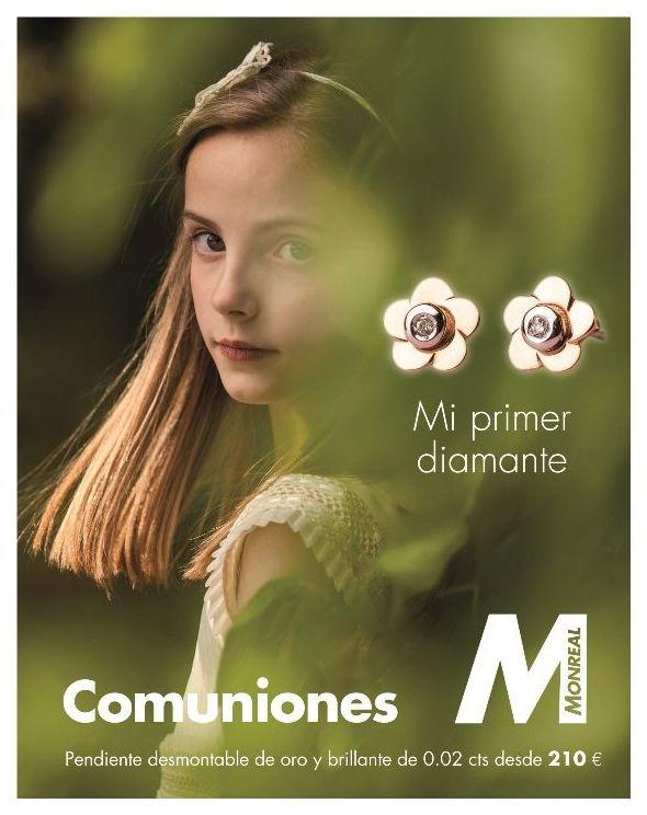 """Comuniones """"Mi primer diamante"""""""