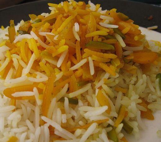 Platos de Biryani / Biryani Dishes: Carta de Atocha Tandoori Restaurante Indio