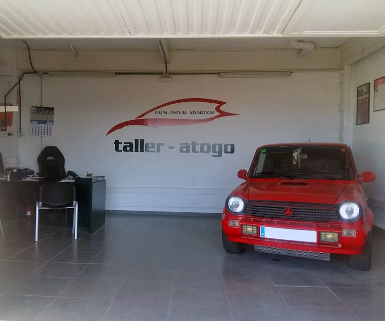 Taller mecánico en Tenerife