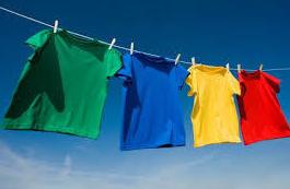 Cómo conservar los colores en la ropa